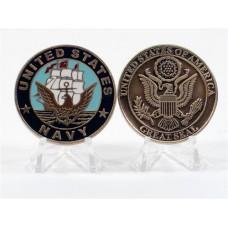 U.S. Navy  Coin