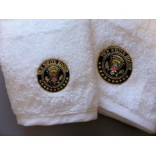 White House Bath Towel Set