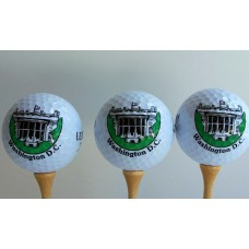 White House( Washington DC) Golf Balls