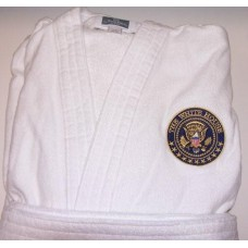 White House Logo Robe
