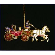 2001 White House Ornament