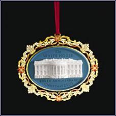 2000 White House Ornament