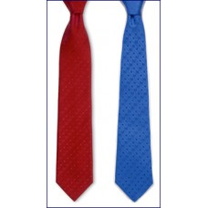 Woven American Eagle and Stars Tie